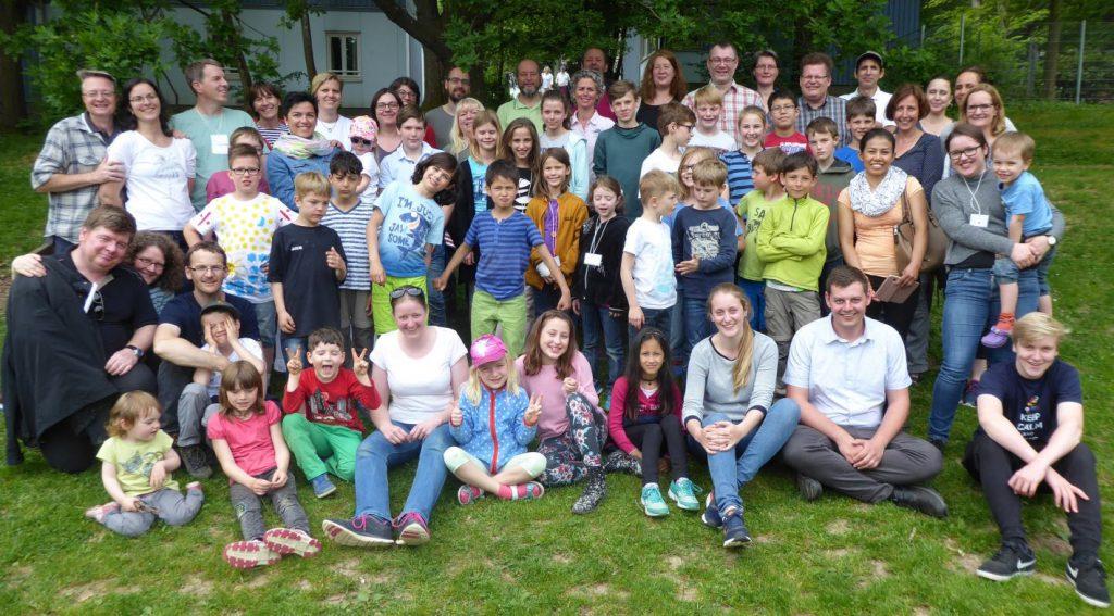 Familienausflug Hessen